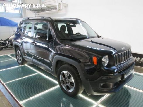 JEEP Renegade LONGITUDE SUMMER EDITION