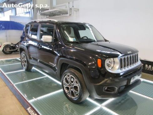JEEP Renegade 2.0 M-JET 4X4 LIMITED