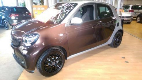SMART ForFour Passion Turbo PACK SPORT PREZZO VERO!