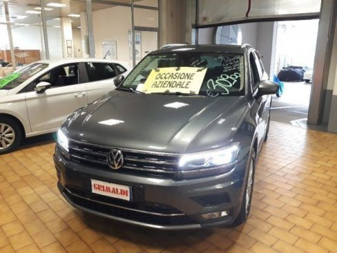 VOLKSWAGEN Tiguan 2.0 TDI SCR DSG 4MOTION Advanced BMT