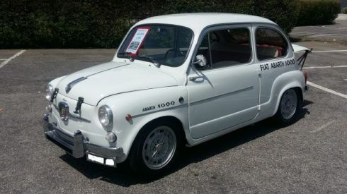 ABARTH  600 1.000 STRADALE °ORIGINALE°