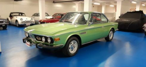 BMW  3.0 CSi 200hp con Targa Oro °WONDERFULL°