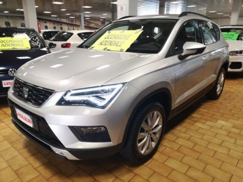 SEAT Ateca 1.6 TDI Business FULL LED NAVI