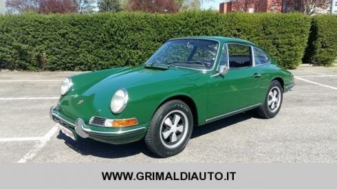 PORSCHE 912 1.6 °TOTAL RESTORED° MATCHING NUMBERS & COLORS