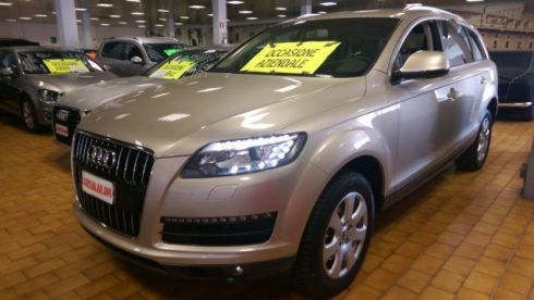 AUDI Q7 3.0TDI 4 tiptronic Advanced Plus XENO PELLE NAVI