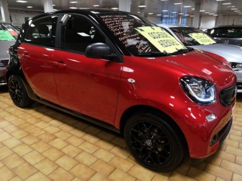 SMART ForFour 90 0.9 Turbo PACK SPORT