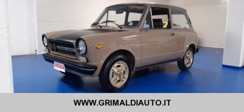 AUTOBIANCHI A 112 ABARTH 58cv TARGHE ORIGINALI ° REALLY GOOD
