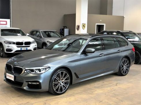 BMW 520 d Touring Msport Automatica - FULL