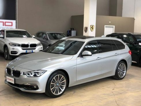 BMW 320 d Touring Luxury Automatica - Tetto - FULL