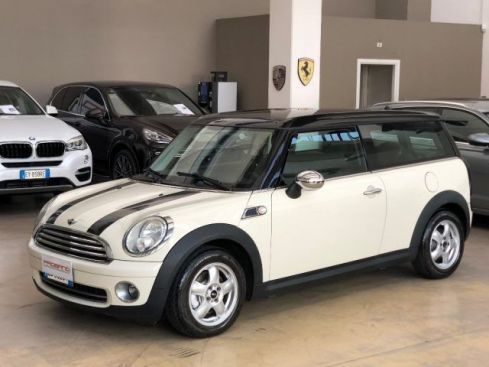 MINI Clubman 1.4 16V One - Unico Proprietario