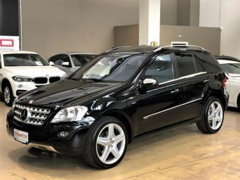 "MERCEDES-BENZ ML 350 BlueTEC Premium - 21"" - Tetto -Distronic - Designo"