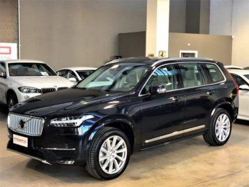 VOLVO XC90 D5 AWD Geartronic 7 posti Inscription