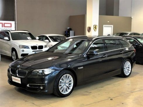BMW 520 d Touring Luxury Automatica - Camera - 18""