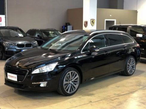 PEUGEOT 508 2.2 HDi SW GT Line Automatica - FULL