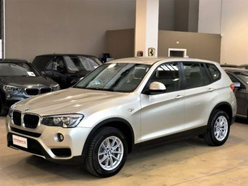 BMW X3 sDrive18d Business