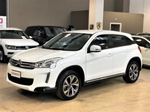CITROEN C4 Aircross 1.6 HDi 115 Stop&Start 2WD Seduction