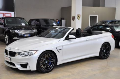 BMW M4 Cabrio DKG - FULL OPTIONAL