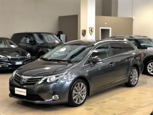 TOYOTA Avensis 2.2 D-Cat Wagon Style Safety Automatica - FULL