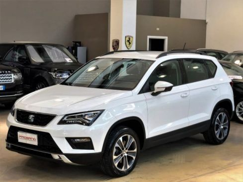 "SEAT Ateca 1.6 TDI Business - LED - 17"" . Camera"