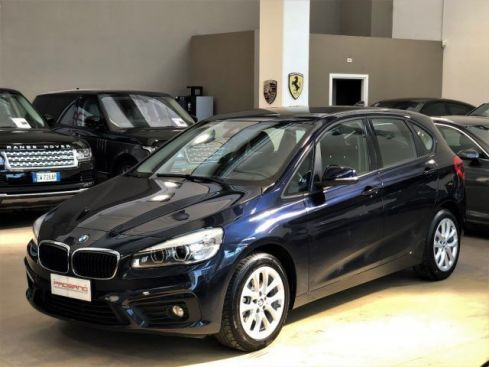 BMW 216 d Active Tourer Advantage Automatica - LED - Navi