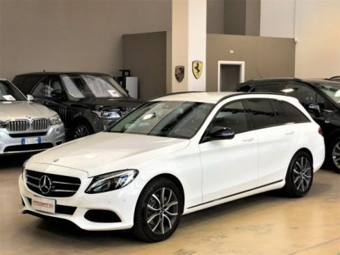 MERCEDES-BENZ C 220 d S.W. 4Matic Auto Sport - LED - AirMatic D/C
