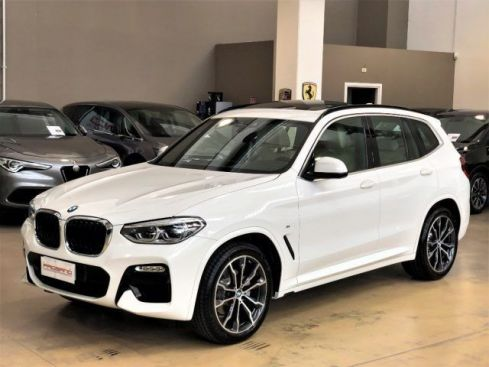 "BMW X3 xDrive20d Msport - Tetto - 20"" - Navi PRO"