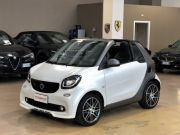 SMART FORTWO BRABUS 0.9 TURBO TWINAMIC CABRIO XCLUSIVE Usata 2017