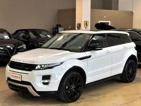 "LAND ROVER Range Rover Evoque 2.2 Sd4 5p. Dynamic Automatica - 20"" - FULL"