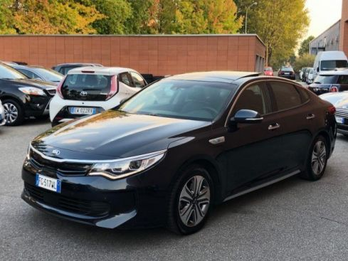 KIA Optima 2.0 GDi 205 CV Plug-in Hybrid