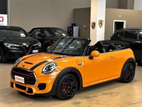 MINI John Cooper Works 2.0 Hype Cabrio Automatica - FULL