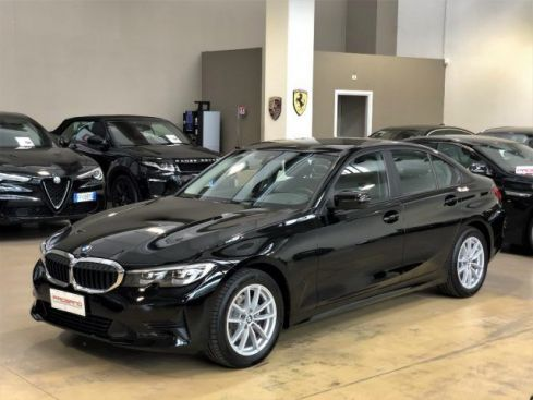 BMW 318 d Business Advantage Automatica