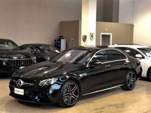 MERCEDES-BENZ E 63 AMG 4Matic+ AMG S - FULL
