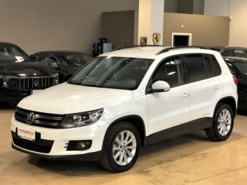 VOLKSWAGEN Tiguan 1.4 TSI 122 CV Cross BlueMotion Technology