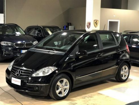 MERCEDES-BENZ A 160 CDI BlueEFFICIENCY Executive