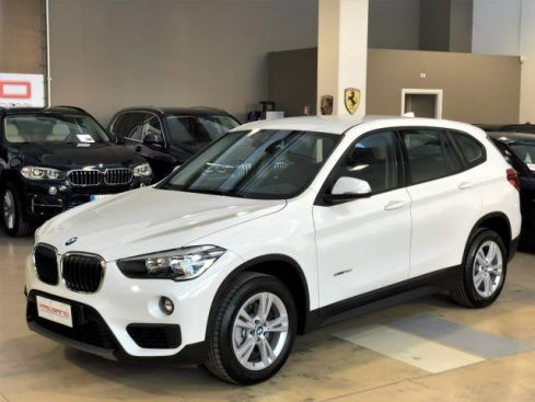 BMW X1 sDrive16d Advantage - Navigatore