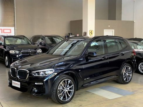 "BMW X3 xDrive20d Msport - 20"" - Navi Professional - LED"