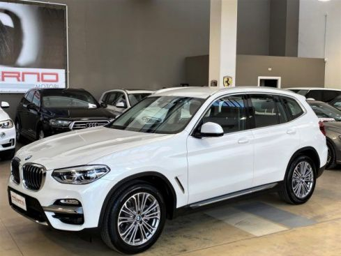 "BMW X3 xDrive20d Luxury - LED - 19"" - Pelle"
