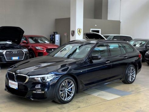 BMW 530 d xDrive Touring Msport