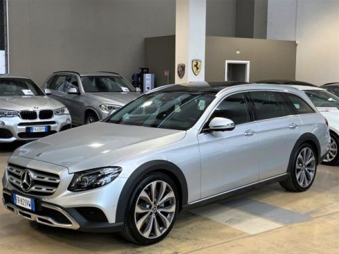 MERCEDES-BENZ E 220 d S.W. 4Matic Auto Business Sport All-Terrain