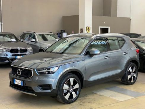 "VOLVO XC40 D4 AWD Geartronic Momentum - 19"" - Pelle Beige"