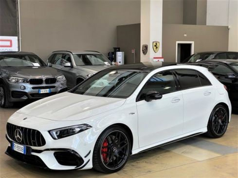 MERCEDES-BENZ  A 45 S AMG 4Matic+ - AMG AERODYNAMICS PACK - FULL