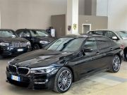 "BMW 520 D MSPORT AUTOMATICA - 19"" - TETTO - NAVI PRO- FULL"