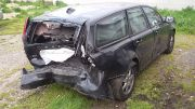 VOLVO V50 Incidentata 2009