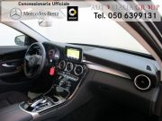 MERCEDES-BENZ C 180 D S.W. AUTOMATIC BUSINESS Usata 2016
