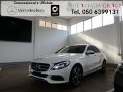 MERCEDES-BENZ C 200 D AUTOMATIC SPORT NEXT