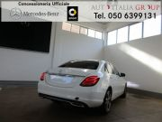 MERCEDES-BENZ C 200 D AUTOMATIC SPORT NEXT Nuova
