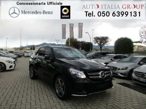MERCEDES-BENZ GLE 250 d 4Matic Executive