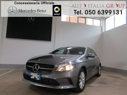 MERCEDES-BENZ A 160 Business