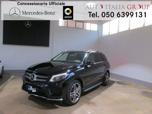 MERCEDES-BENZ GLE 250 d 4Matic Premium Plus