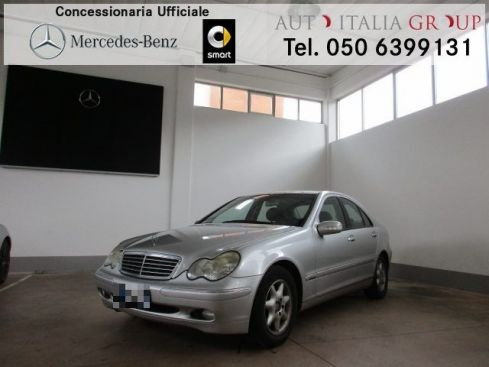 MERCEDES-BENZ C 200 CDI cat Elegance